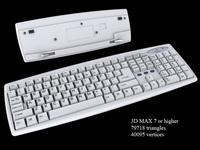keyboard Genius 3D Model