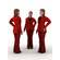 aXYZ design - BWom0005-St / 3D Human for superior visualizations 3D Model