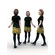 aXYZ design - BWom0008-Wa / 3D Human for superior visualizations 3D Model