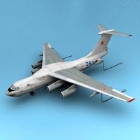 Il-78 3D Model