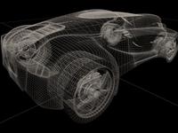 NIxus concept 3D Model