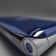 Motorola KRZR K1 3D Model