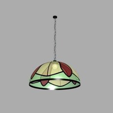 tiffany chandelier 3D Model