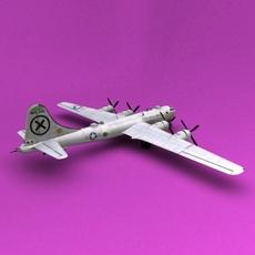 B-29 3D Model