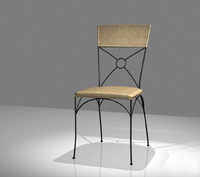 chair_08 3D Model