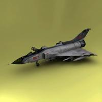 J-9 3D Model