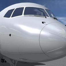 B-757-200-Delta 3D Model