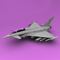 Typhoon T1 3D Model