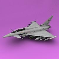 Typhoon T1 3D Model