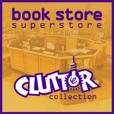 !Clutter Collection - Coffee Shop 3D Model