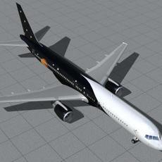 B-757-200-Titan-1.zip 3D Model