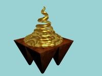 Show Piece 3D Model