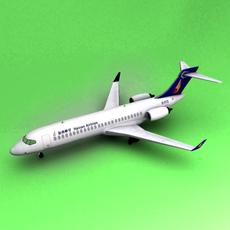 arj-21 3D Model