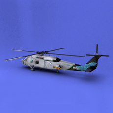 MH-60R 3D Model
