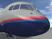 B-757-200-United-2 3D Model