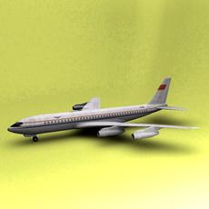 Y-10 3D Model