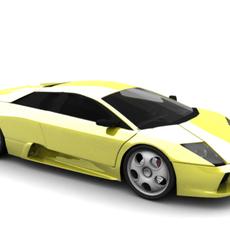 Murcielago 3D Model