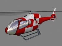 Colibri V6 3D Model