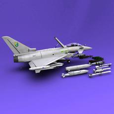 Thphoon 3D Model