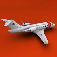 C-143 3D Model