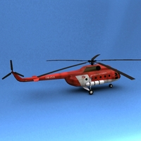 Mi8 3D Model