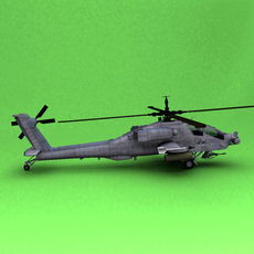 X-47 3D Model