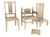 Chair22 3D Model