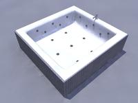 jacuzzi 3D Model