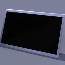 apple monitor 3D Model