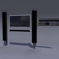 bang olufsen all 3D Model