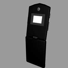 Razor 3D Model