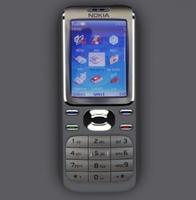 Nokia 6234 3D Model