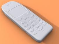 Nokia6210 3D Model