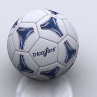 Adidas Tricolore 3D Model