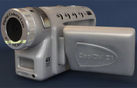 DV Camera 3D Model