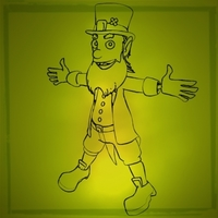Leprechaun 3D Model