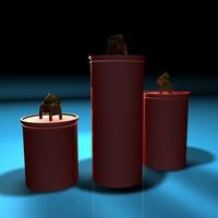 Reflectors 3D Model
