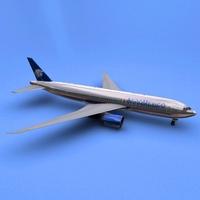 Boeing 777 Aeromexico 3D Model