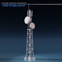 Mast phone 3D Model