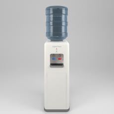 Water cooler tank 3D Model