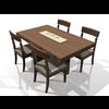 00 02 48 588 wood table0004 4