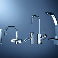 Taps Collection 1 3D Model