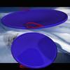 Sled Saucer 3D Model