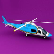 A-109BO 3D Model