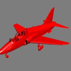 BAE Hawk T1 3D Model