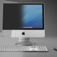 iMacPack 3D Model