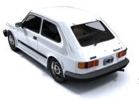 Fiat 147 3D Model