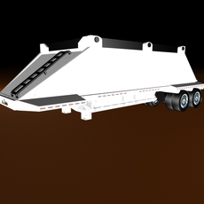 bellydumptrailer 3D Model