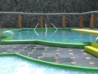 Pool 3D Model
