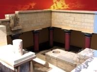 Free Knossos 3D Model